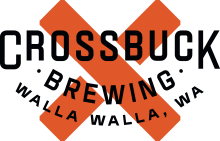 crossbuckbrewing.com Logo
